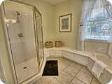 another shot of King Suite Bath