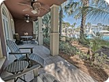Your private lanai, overlooking the tropical lagoon pool