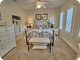 gorgeous queen suite master with attached bath